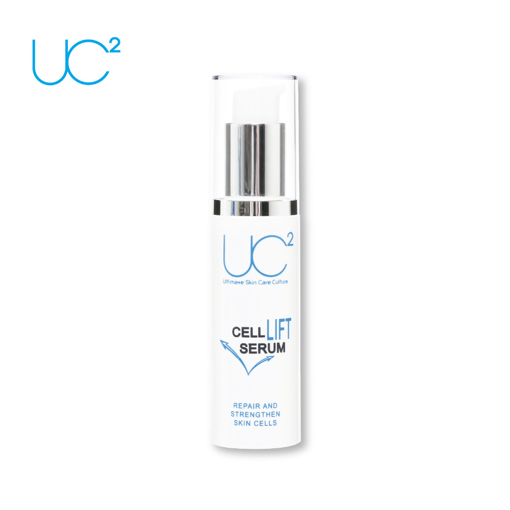 UC2 CELL LIFT SERUM with ANTI-AGING and ANTI-WRINKLES FUNCTIONS