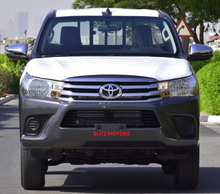 2018 MODEL TOYOTA HILUX DOUBLE CAB DLX 2.4L DIESEL 4WD MANUAL TRANSMISSION