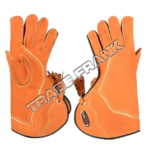 NEW 2018 FALCON/HAWK LEATHER GLOVES WITH BEST PRICE