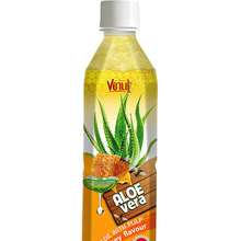 NFC 500ml PET Bottle aloe vera drink sugar free with pulp Honney flavour