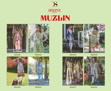 Muzlin Cotton Dupatta Pakistani Replica Salwar Suit Salwar Kameez For Indian And Pakistani Women Ramzan Ramadan Eid Special