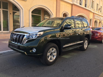 TOYOTA PRADO 3.0L TURBO DIESEL AT VXL 2017 MODEL