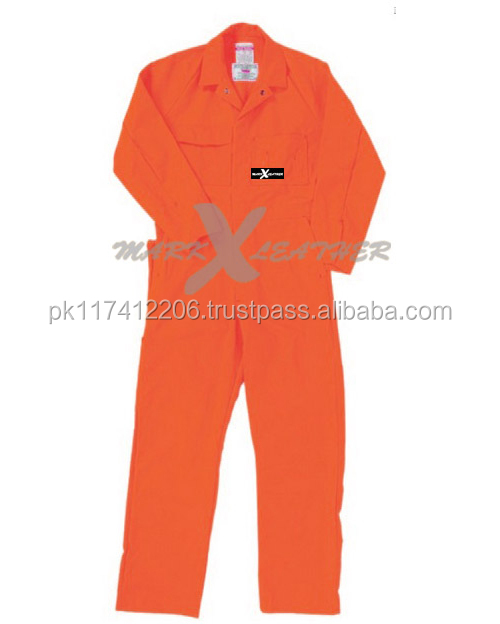 Coveralls for oil field Fire retardant workwear Safety Uniform