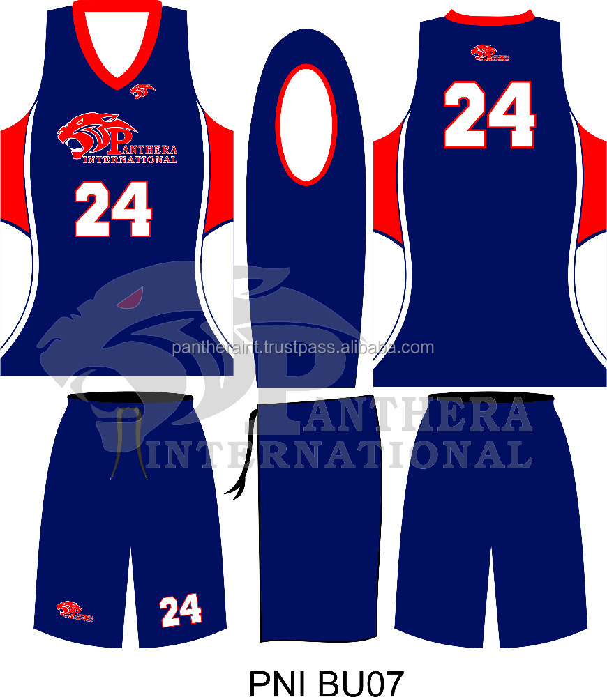 Custom Basketball Jerseys & Uniforms - Adult & Youth Basketball PNI BU07