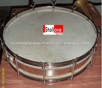 SIDE DRUM WITH SNARE WITH FIBER SKIN