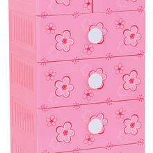 Professional home furniture manufacture Plastic Cabinets designs for bedroom Azalea Flower