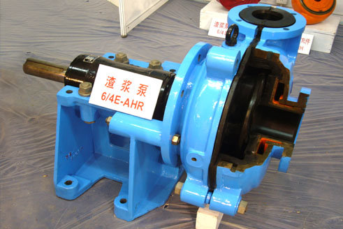"4/3"" C slurry pump and parts with 2 vanes open pump impeller"