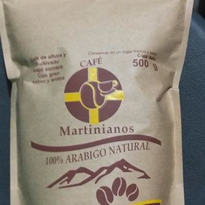 Toasted Coffe Martinianos 1kg