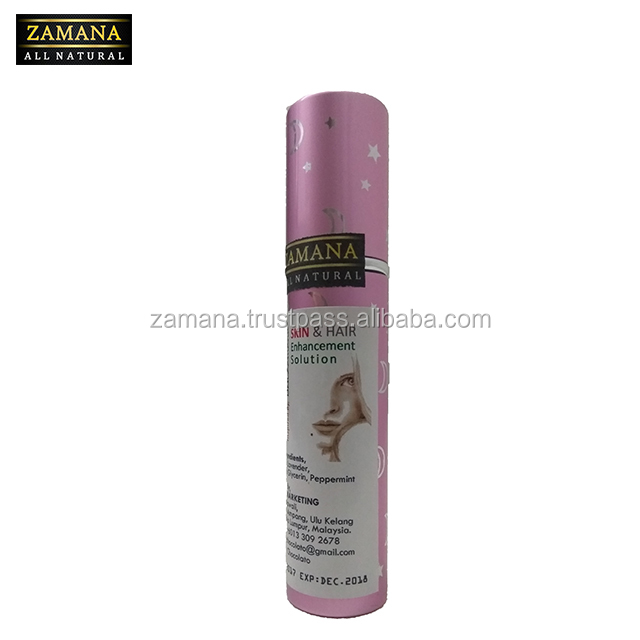 Ladies Rose Mist Hair and Skin Enhancement Solution