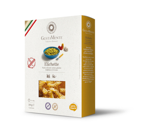 Shelf Stable Egg Pasta - Elichette gluten free 250g