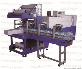 Automatic Shrink Wrapping Machine for PET Bottles/shrink wrapping machine heat/shrink wrapping machine bottle/pakaging