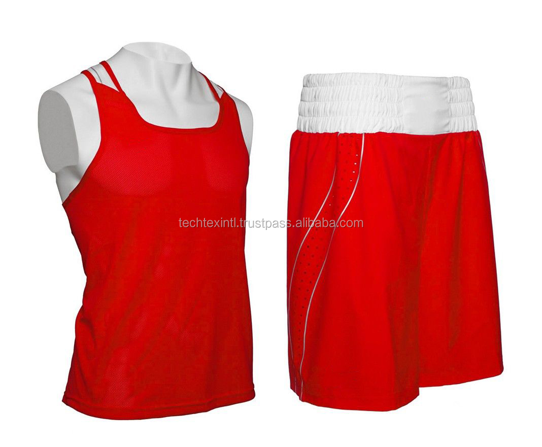Tailored Boxing Kit/Boxing Set/Boxing Suit Shorts + Vest