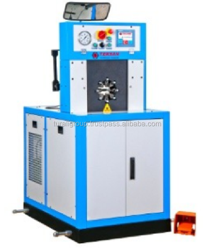 "1"" Horizontal Hose Crimping Machine"