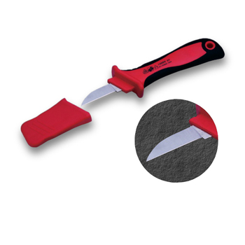 Powerful VDE Cable Knives PZCK-1 Insulated tool