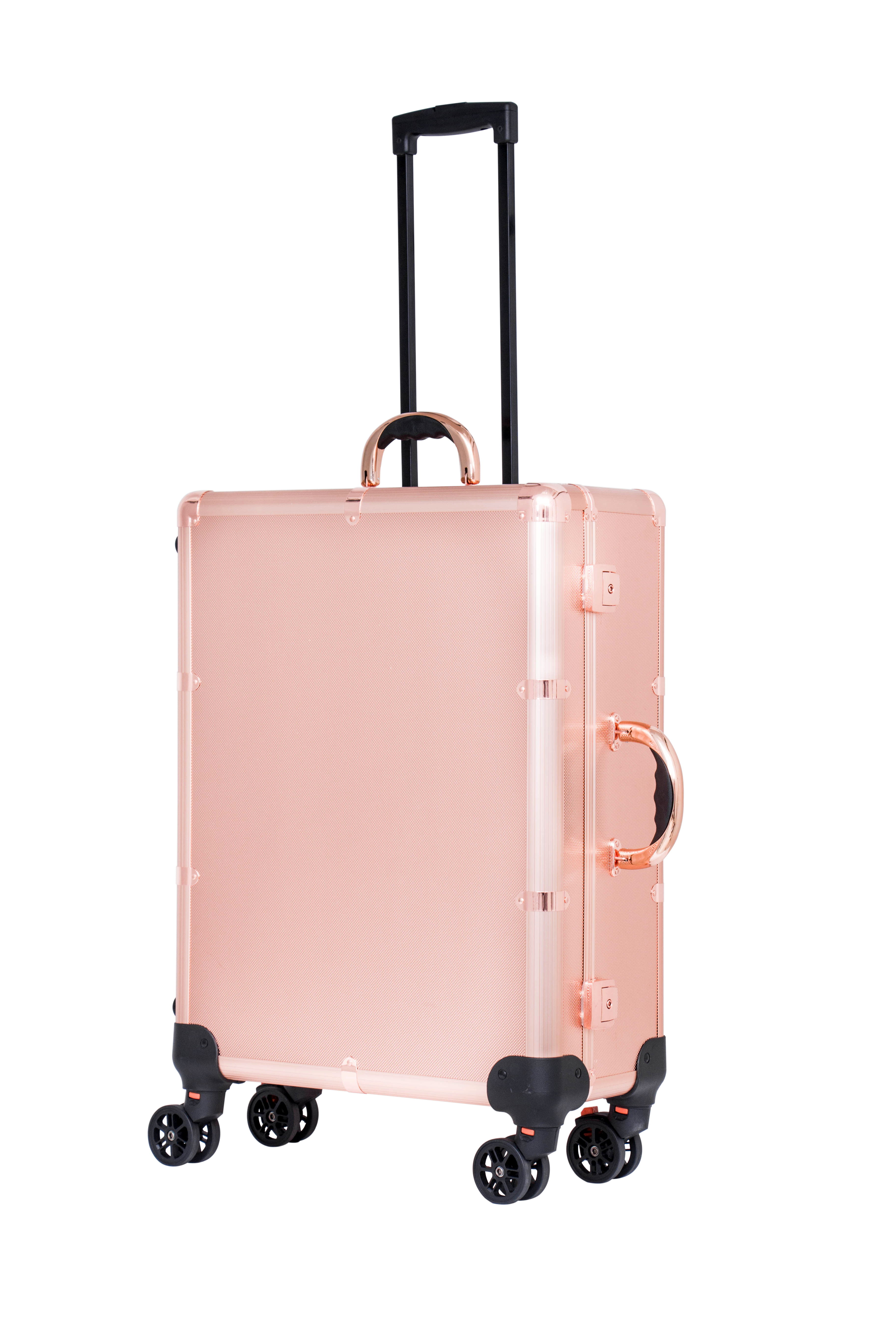 Best Selling Makeup case with Lights Wedding Vanity Trolley Promakeupcase