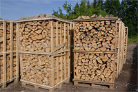 Grade A Quality Oak and Birch Firewood For Energy