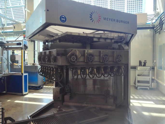 New and Used Solar Panel Manufacturing Equipment from Meyer Burger