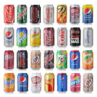 All Soft Drinks from Holland Coca Cola, Sprite, Fanta, 7Up