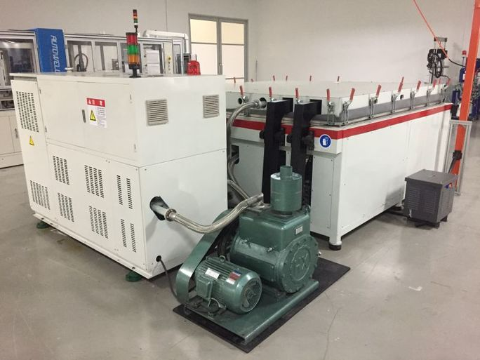 Sale of Solar Panel Manufacturing Equipment