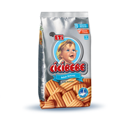 Eti Cici Bebe Biscuits 250gr for Baby Calcium Mineral BISCUITS FOR INFANTS AND YOUNG CHILDREN