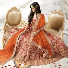 New latest DiwaIi Bridal and Wedding wear lehnga -Choli Collection