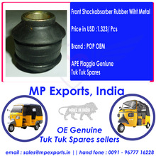 Ape Tuk Tuk Spares Front Shockabsorber Rubber With Metal