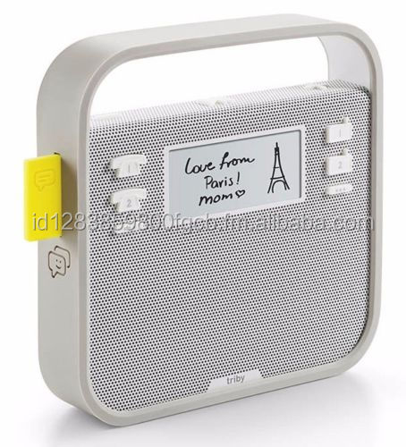 Invoxia Triby Smart portable speaker Grey