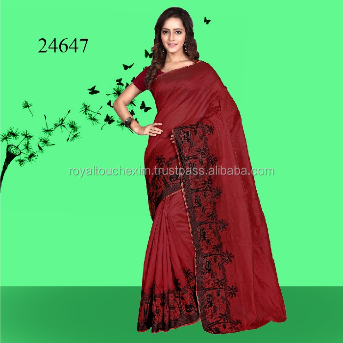banarasi saree cotton sarees yeola paithani silk indian designer images bengal banana ROYAL TOUCH EXIM