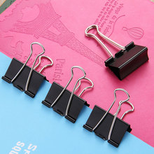 Binder Clip Metal School Supplies Stationery Paper File Clip