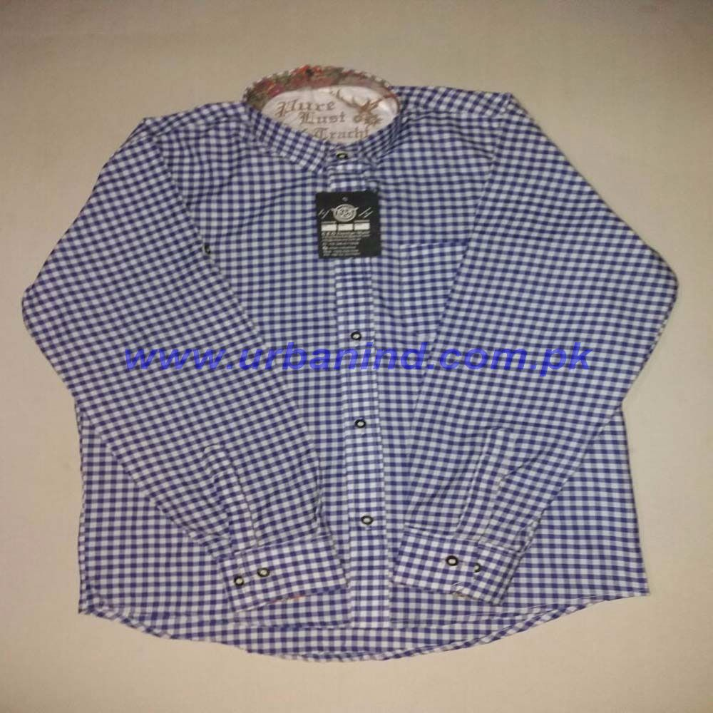 Classic Traditional Shirts/Trachten Bavarian Festival Cotton Checked Sialkot Pakistan Oktoberfest Men Herren Shirt 510