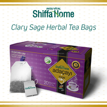 Beautiful Tea Clary Sage Teabags ...