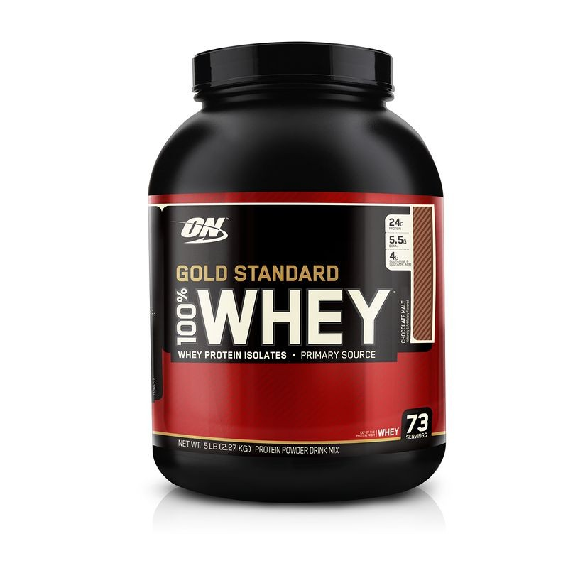 Premium Optimum Nutrition Whey Protein 100% Gold Standard