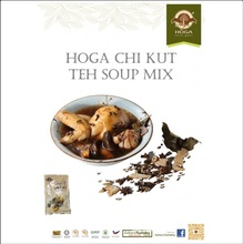 Halal Chicken Tea Soup Instant Soup