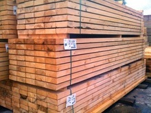 KD Pine hard wood for manufacturing pallets