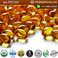 Natural black cumin seed oil capsule