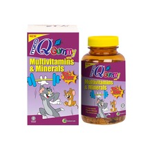 1Q Gummy with Multivitamins & Minerals