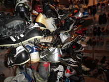 GRADE A USED SHOES/SPORT USED SHOES FOR SALE