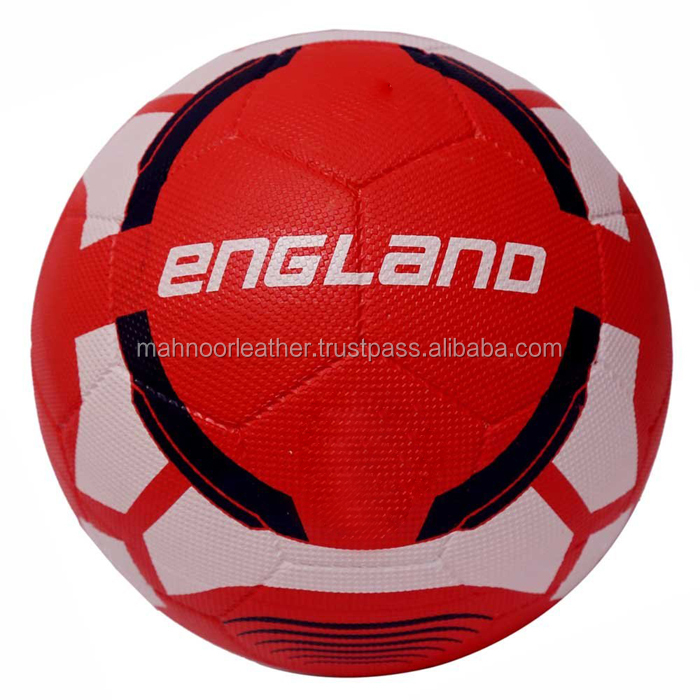 Top Quality Inflatable PVC,PU Soccer Club Balls For Club Games