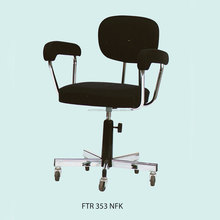 New Design Swivel Adjustable Office Chair With Wheels FTR-353