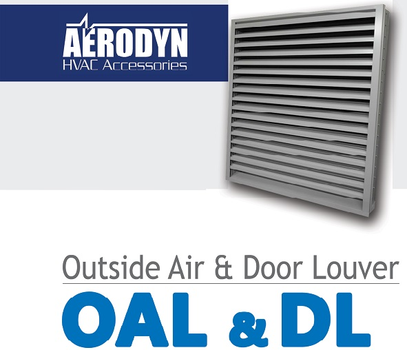 Outside Air and Door Louver