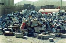 ! USED Waste Auto, Car and Truck battery, Drained lead battery scrap for sale at cheap Prices
