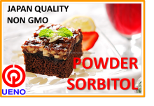 Not too sweet sugar alcohol Sorbitol powder for baking ingredients