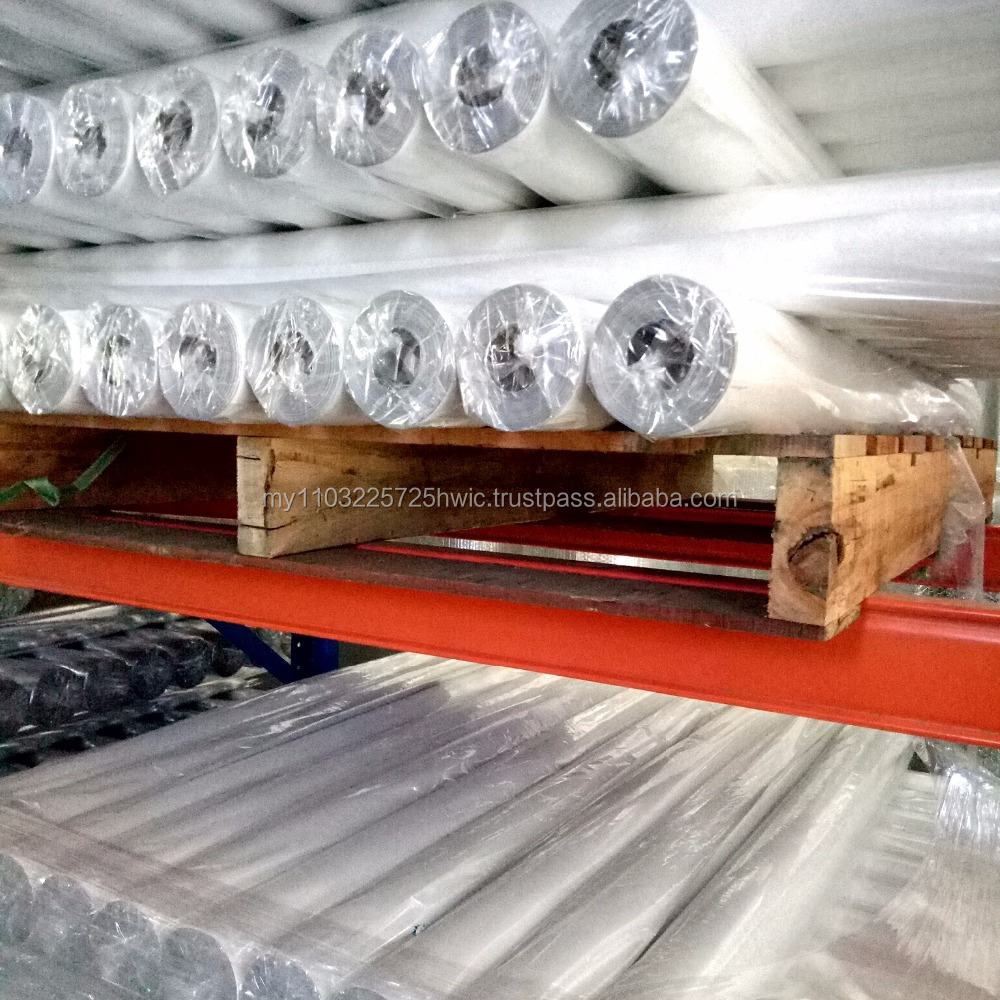 High Reflective Single Sided Woven Foil, Radiant Barrier Insulation Aluminium Foil (SN1)
