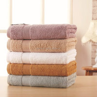 Super Soft 100% Cotton Terry Spa, shower, beach and bath towels RC-Ah01