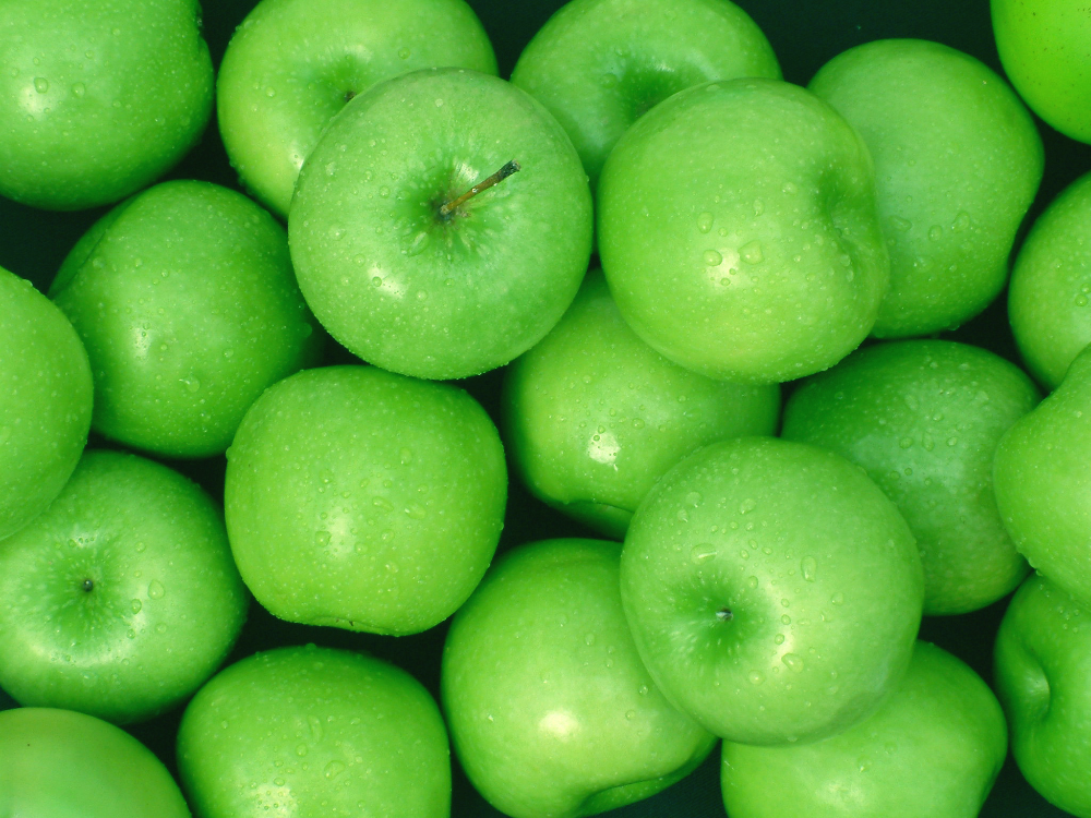 Granny Smith Apples Stock Available