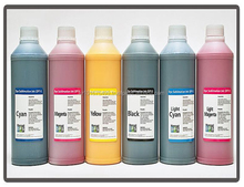 Korea dye sublimation ink (Sublitex) C/M/Y/K/LC/LM