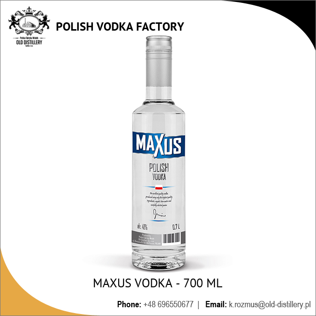 Global Exporter of 700 ml Clear Vodka Bottles in Large Supply