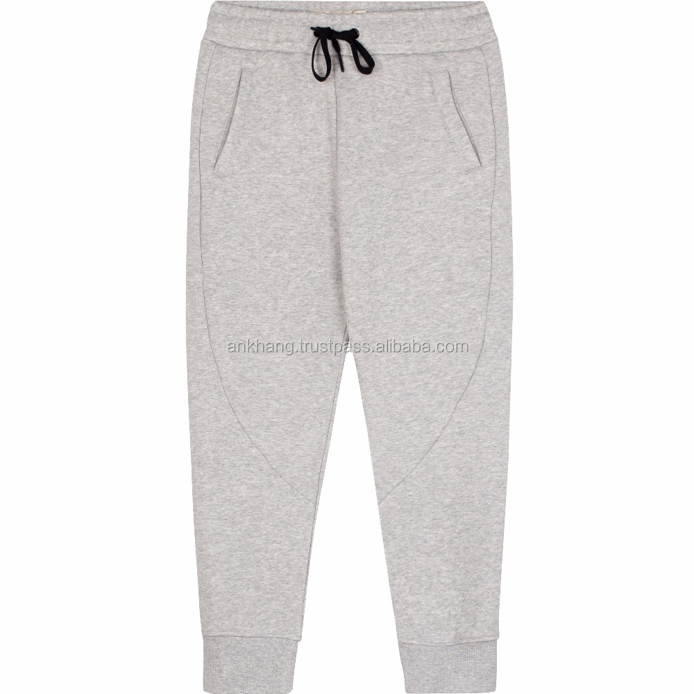 Jogging trousers with pocket for women