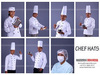 Disposable Chef Hat