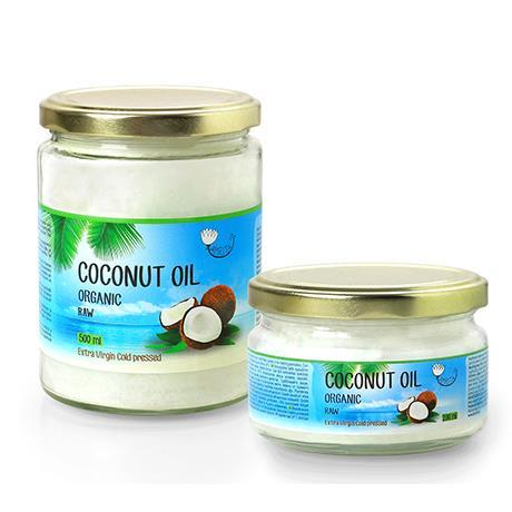 Organic Extra Virgin Cold Pressed Coconut Oil Food & Cosmetics BRC/ISO certified (PRIVATE LABEL, BULK)